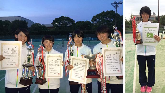 西日本学生選手権大会にて優勝!